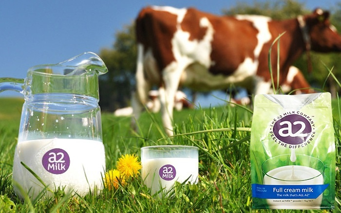 Ưu điểm của sữa tươi A2 nguyên kem