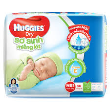 Bỉm Huggies New Born 1