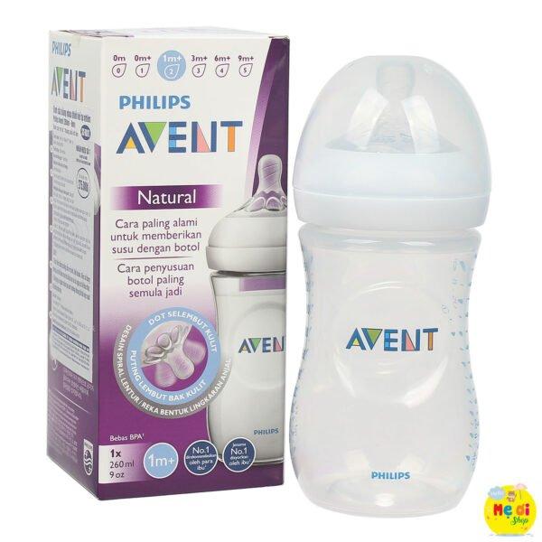 Bình sữa Avent 260ml