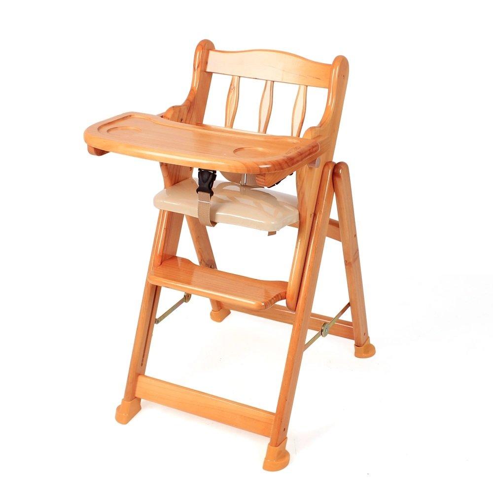 Ghế ăn dặm Autoru cao cấp sản xuất từ gỗ thông New ZeaLand nhập khẩu