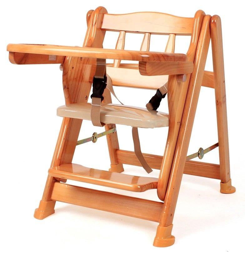 Ghế có thể linh hoạt thay đổi được chiều cao để phù hợp với chiều cao bàn ăn của từng gia đình