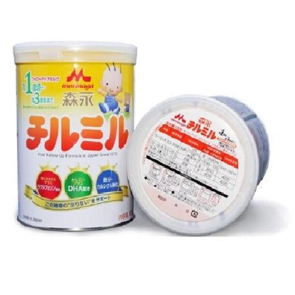 Sữa Morinaga số 9 800g nội địa Nhật 1-3 tuổi