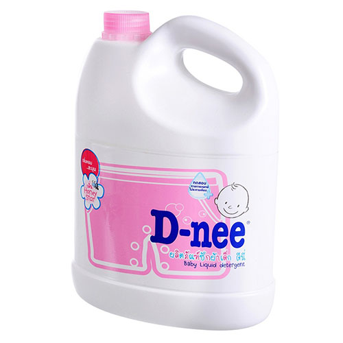 Nước giặt xả vải Dnee 3000ml