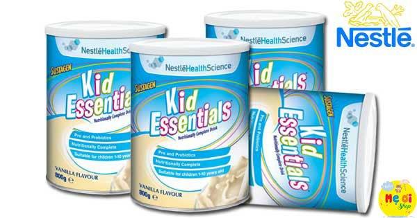 Sữa Kid Essentials có tốt không?