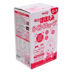 Sữa Meiji số 0 dạng thanh 648g