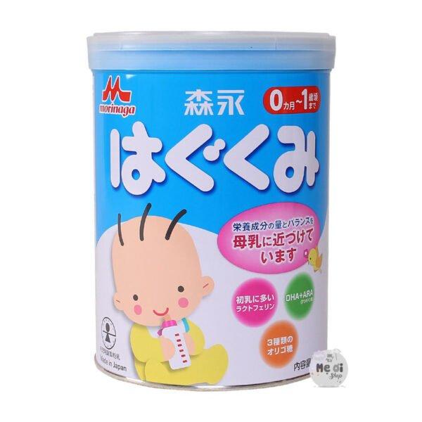Sữa Morinaga số 0 800g nội địa Nhật