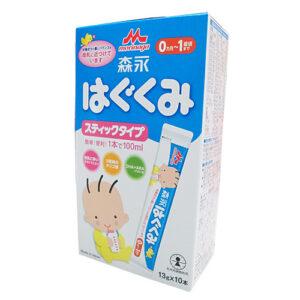Sữa Morinaga số 0 dạng thanh