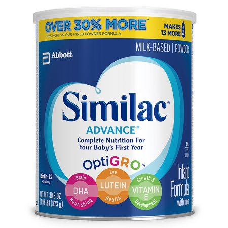 Sữa Similac Advance 873g