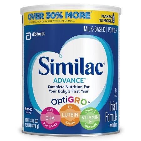 Sữa Similac Advance 873g