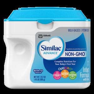 Sữa Similac Advance NON - GMO