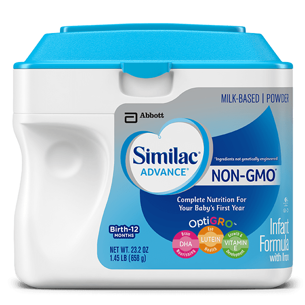 Sữa Similac Advance NON - GMO