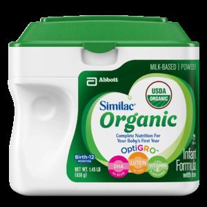 Sữa Similac Organic 658g