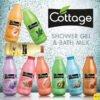 Sữa tắm Cottage Pháp 750ml