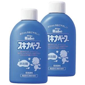 Sữa tắm gội trị rôm sảy Babe Nhật