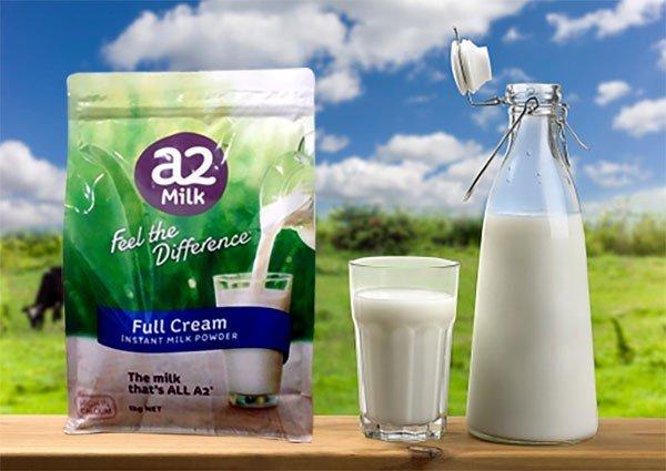 Sữa tươi A2 nguyên kem là gì?