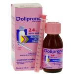 Thuốc hạ sốt Doliprane Pháp