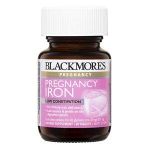 Viên sắt Blackmore Pregnancy