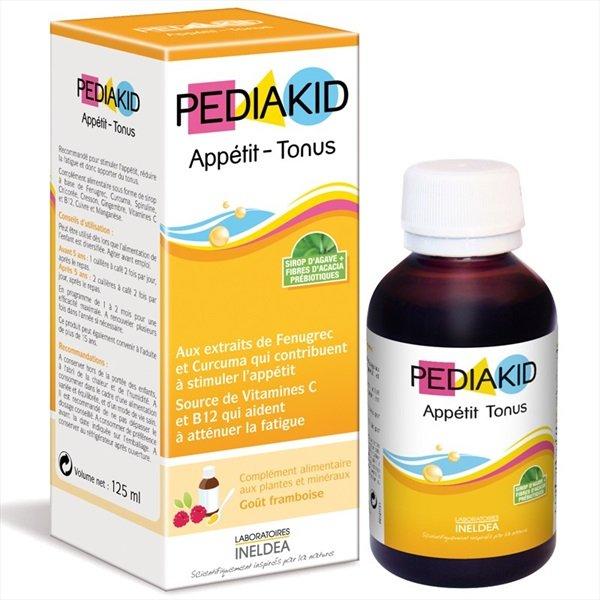Vitamin Pediakid 125ml dành cho trẻ biếng ăn
