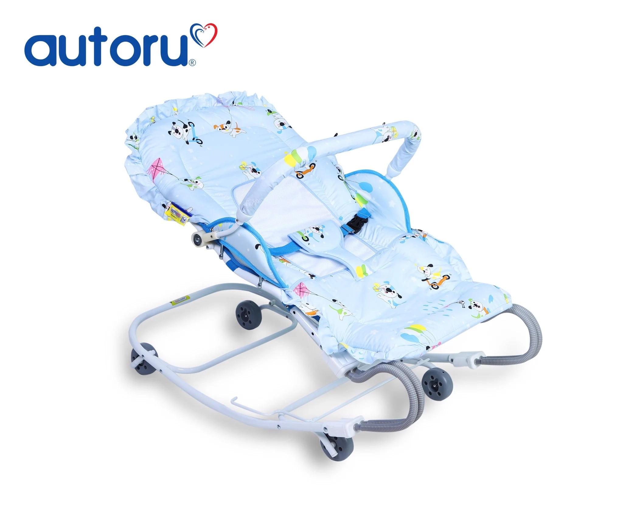 Xe 4 nhún Autoru đa chức năng và tiện dụng cho bé