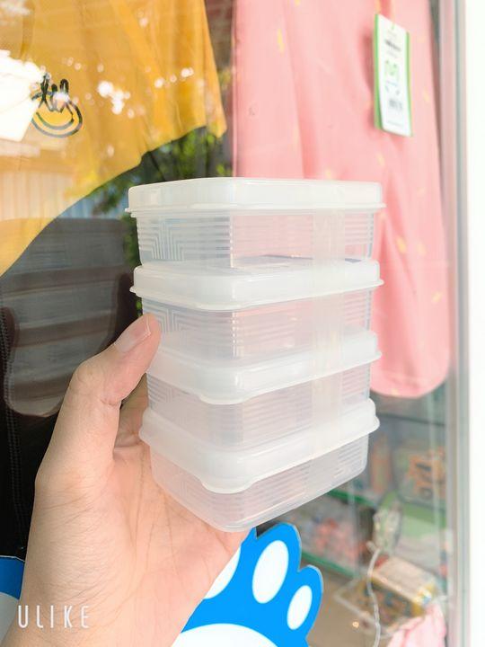 Hộp trữ đông thức ăn cho bé