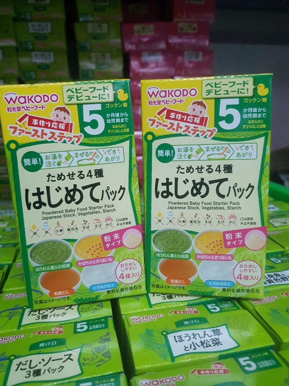 bột wakodo